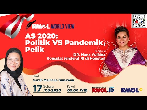 RMOL WORLD VIEW | AS 2020: Politik VS Pandemik, Pelik