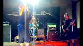 Stop Playin'God e Day in Hell - Exilia live @ Female e Fuel Fest_25/05/11