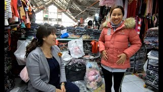 Dẫn tài xế Tuyền đi mua áo chống lạnh - Hương vị đông quê - Bến Tre - Miền Tây