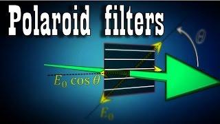 How polarising filters work?   Polarization of light   Floatheadphysics