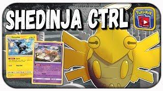 Zebstrika  - (Pokémon) - ✪ Pokémon TCG - Shedinja Zebstrika CONTROL! (ATRASADO!) #DECKTEST