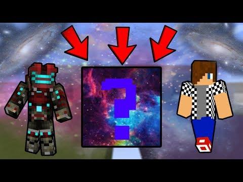 GALAKTICKÉ EPICKÉ LUCKY BLOCKY !!! - Minecraft Lucky Block Race w/ Vendali