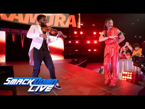 Download Two-time NXT Champion Shinsuke Nakamura debuts on SmackDown LIVE: SmackDown LIVE, April 4, 2017 HD Mp4 3GP Video and MP3