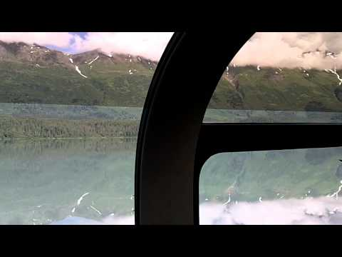 Anchorage To Seward Train Ride
