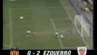 Los 20 mejores goles (2004/05)