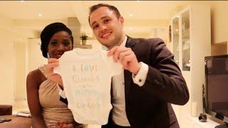 SURPRISE PREGNANCY ANNOUNCEMENT | AdannaDavid