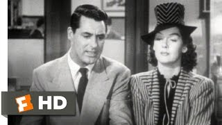 His Girl Friday (1940)   A Better Offer Scene (112) | Movieclips