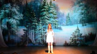 Елизавета Качурак - Варто чи нi (Рождественский концерт 2016)