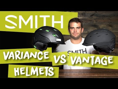 2018 Smith Vantage vs Variance Helmet – Comparison – TheHouse.com
