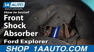 How to Replace Front Shock Absorber 95-05 Ford Explorer
