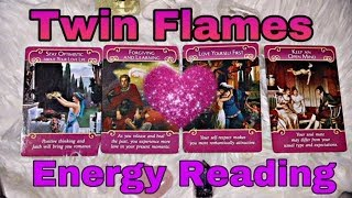 ❤️DIVINE MASCULINE ❤️Opens Heart & Lets go of Past to Start over ❤️TWIN FLAMES ENERGY UPDATE