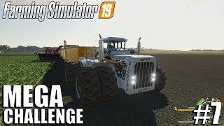MEGA Equipment Challenge | Timelapse #7 | Farming Simulator 19