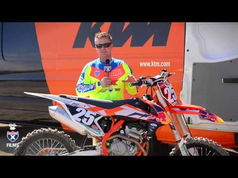 Racer X Films: KTM Factory Edition 250SX-F