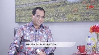 Happy Parenting with Novita Tandry tamu Menteri Perhubungan Bapak Ir. Budi Karya Sumadi