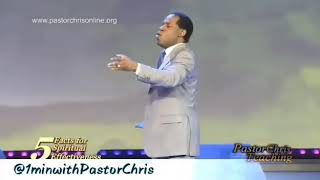 Past Chris TEACHING ON 5 FACT FOR SPIRITUAL Effectiveness