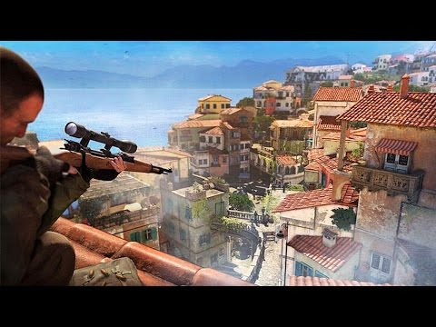 Trailer de Sniper Elite 4 Deluxe Edition