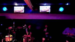 Tom Jackson / Alex Ward / Jason Alder Clarinet Trio- Improv 2 @ Boat-Ting