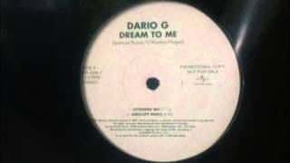 Dario G   Dream To Me (Extended Mix)