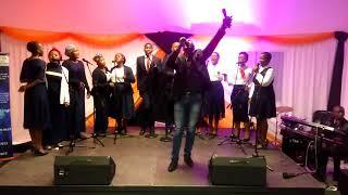 Syoni Thabethe And MSCF WOrship Team  Kuyozwakala Izigi ZeNkosi