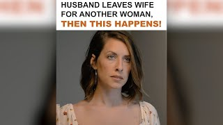 Husband Leaves Wife For Another Woman - THEN THIS HAPPENS | by Jay Shetty