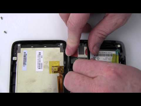 How to Replace Your TomTom Go 1000 LIVE Battery
