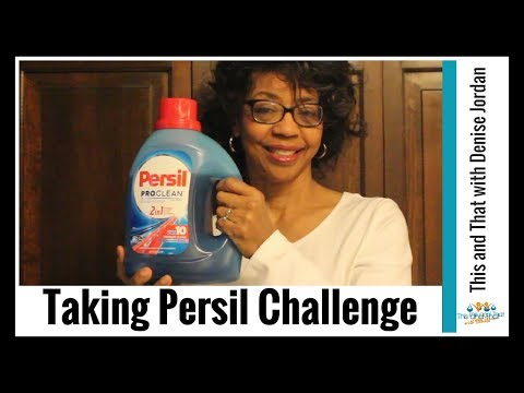 Laundry Day | Taking the Persil Proclean Challenge | Persil Laundry Detergent Review