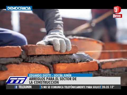 EDUARDO DIOTTI - TRABAJADORES DE LA CONSTRUCCIÓN