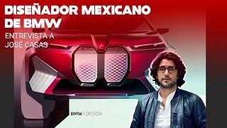 De México para Múnich: la historia de José Casas, diseñador mexicano de BMW