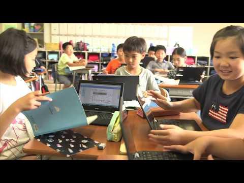 東京都小金井市立前原小学校 Chromebook導入事例