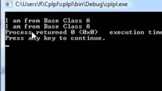 154. Example of Virtual Function in C++ (Hindi)
