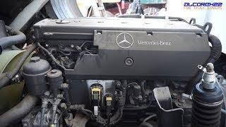 Mercedes-Benz OM926 LA Engine View