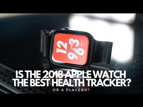 Is the APPLE WATCH the ultimate health tracker or a placebo?