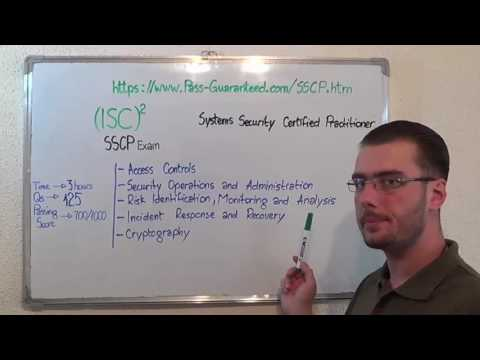 SSCP – Systems Exam Security Test Practitioner Questions - YouTube