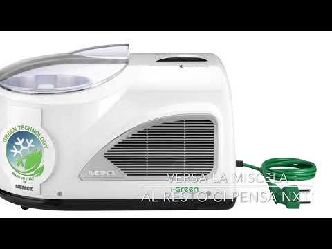 Мороженица компрессорная GELATO NXT1 L'AUTOMATICA i-Green (BIANCA)