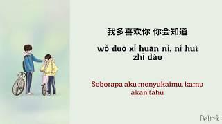 A Love So Beautiful OST [Versi Mandarin] - 我多喜欢你,你会知道 (Lyrics Video Dan Terjemahan)