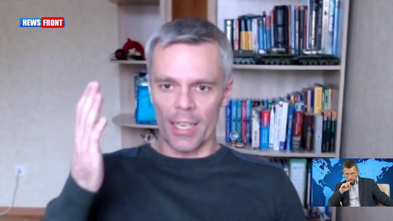 Андрей Ваджра. Украина - проект отработанный, и деструкция начнется с окончанием режима Порошенко