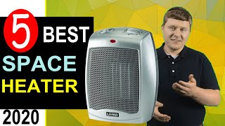 Best Space Heater 2020-2021 🏆 Top 5 Best Portable Heater for Home Use