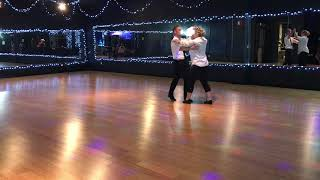 Evan & Lindsey dance Rumba to Man in the Mirror