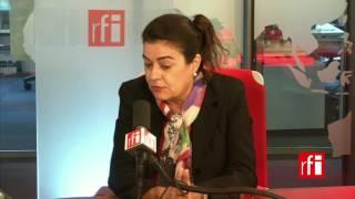 Entrevista concedida à Radio França Internacional