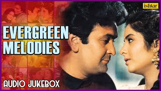 Evergreen Melodies | 90'S Romantic Love Songs | Unforgettable Melodies | JUKEBOX | 90's Hindi Songs