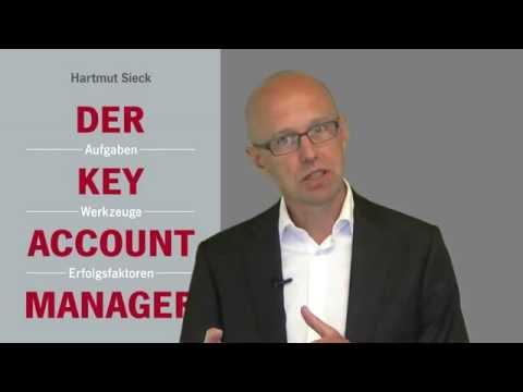 """Buch """"Der Key Account Manager - So werden Sie ein guter Key Account Manager!"""" von Hartmut Sieck"""