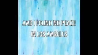 """Los Angeles"" - 28 North - 'World on Fire"" - Lyrics"