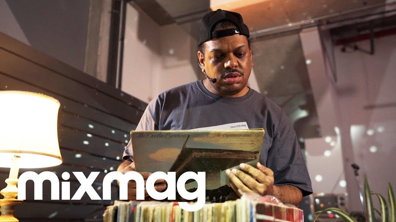 Kerri Chandler - Classic Vinyl Tribute To His Father x Mixmag 2019