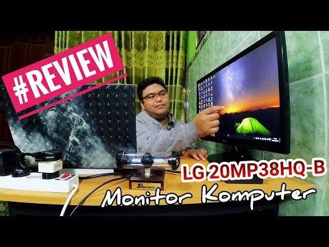 Gadget - Review Monitor Komputer LG 20MP38HQ-B