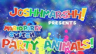 Party Animals! - Mario Party Switch Music (By JoshhMarshh)