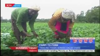 Farm To  Fork : Guide book launched to promote Kenyan market in the trade and also train farmers