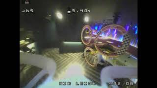 Tiny Whoop Racing @ Indoor Drone Racing London