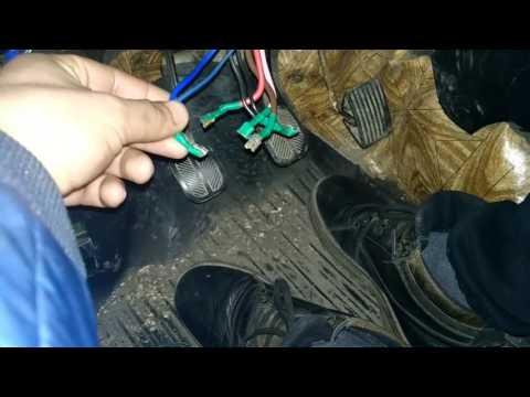 Завести ВАЗ 2101-06 проводами без ключей