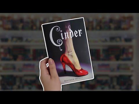 uma releitura do conto da Cinderella em um mundo futurista.