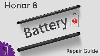 Huawei Honor 8 Battery Repair Guide